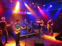 SLAM JUNK spielt im Kulturwerk Stuttgart-Ost