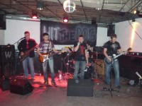 Hit The Dog rockt ab im Club Blauer Turm