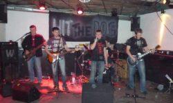 Hit The Dog rockt ab im Club Blauer Turm